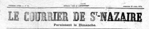 le-courrier-de-saint-nazaire, presse, saint-nazaire, journal