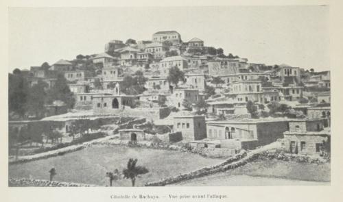 general Marquet, Hasbaya