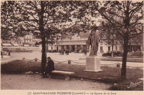 la mécanique, francois roger, trocadero, saint-nazaire