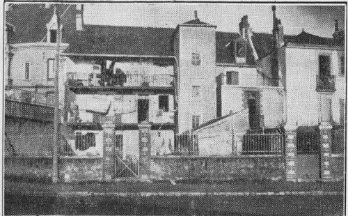 Henri Moret, Saint-Nazaire