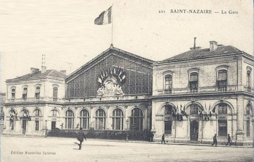 gare,saint-nazaire,accident,train,facade