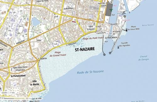 saint-nazaire,onomastique