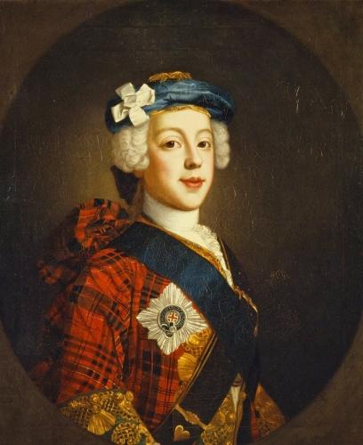 bonnie prince charlie,the young pretender,saint-nazaire,stuart