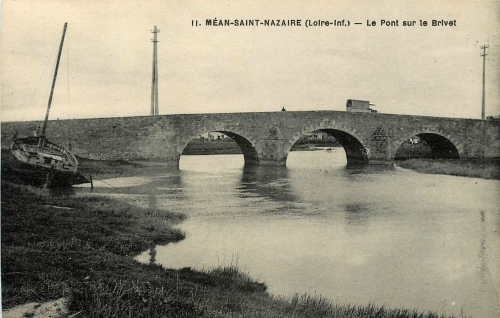 pont-mean, Saint-Nazaire