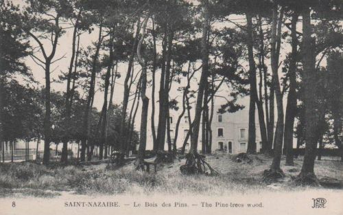 saint-nazaire,guérin du grandlaunay,manoir du sable,charault de mérionnec,guérande,prince de bearn,cezard