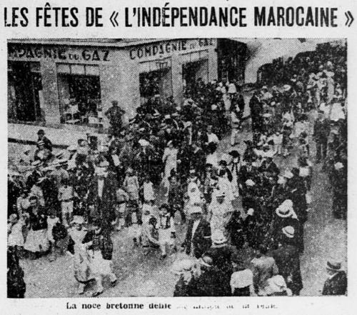 Saint-Nazaire, Petit-Maroc