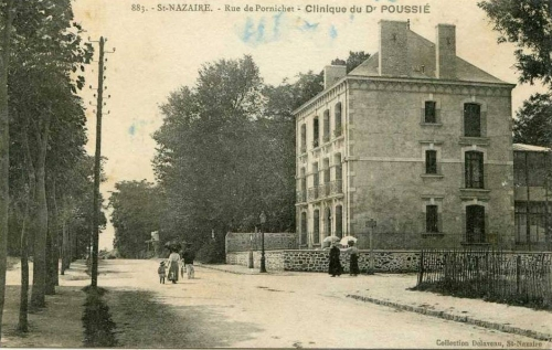 clinique, Poussié, Closmadeuc, saint-nazaire