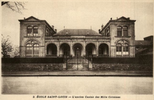 casino, collège-saint-louis, saint-nazaire
