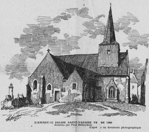 vieille-église, saint-nazaire