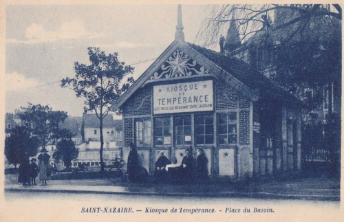 louis-campredon,saint-nazaire,protestant,ligue-anti-alcoolisme, kiosque de tempérance