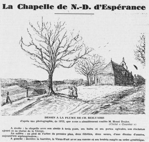 jardin-des- plantes, saint-nazaire, chapelle, porche