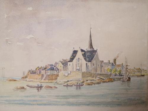 vieille-eglise,saint-nazaire, beilvaire