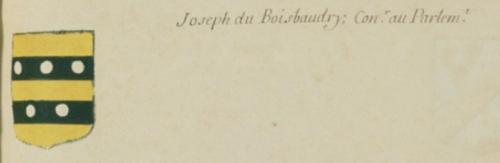 vicomte de saint-nazaire,bonin de villebouquais,camus de pontcarré de guibougère,de carné,baron de marcein