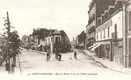 la nazairienne, saint-nazaire, bordel, maison close, pornichet, ker-souveraine