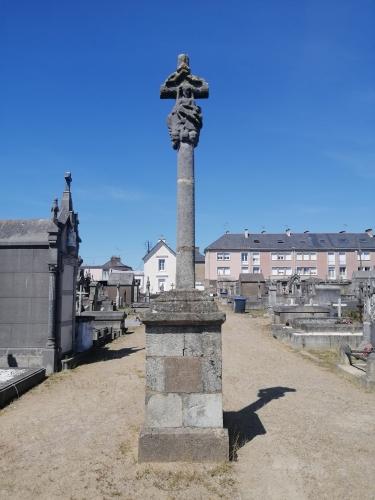 croix, saint-nazaire, briandais, cimetière